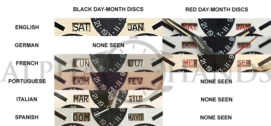 UG Clapton Language Discs