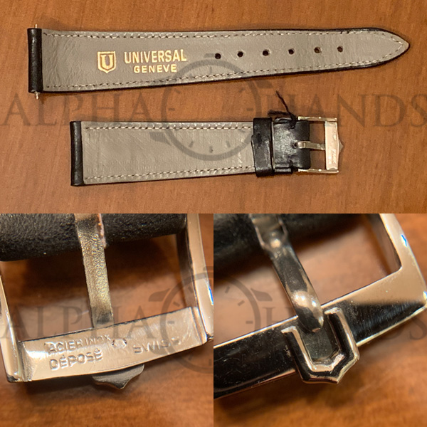 UG Clapton Strap and Buckle