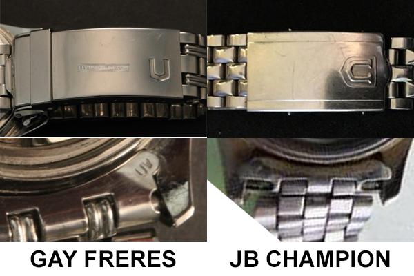 UG Clapton Bracelet Details